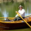 Renny at the Oars